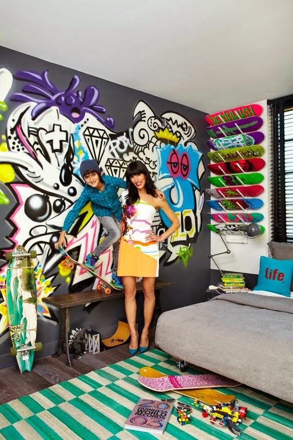Apartamento de Athena Calderone....,,