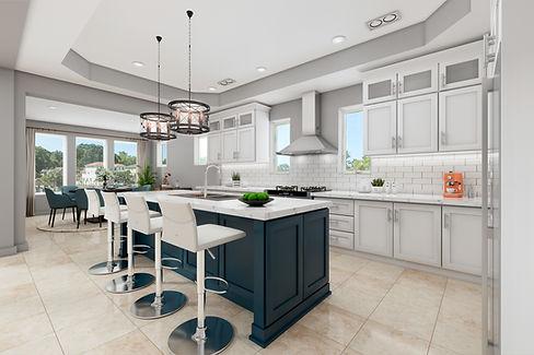 Serenity Point kitchen