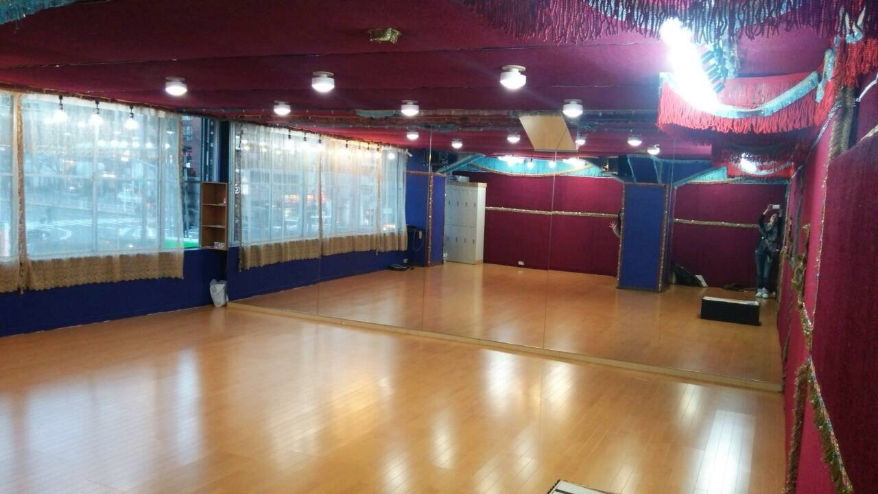 ベリーダンス教室