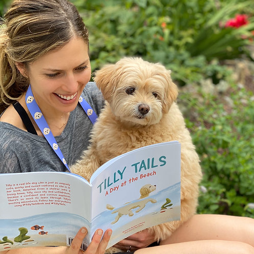 PAWtographed Children's Book