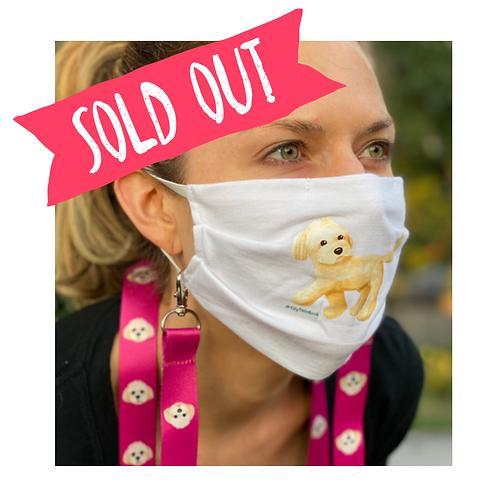 Womens Mask (Anti-bacterial)
