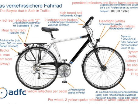 What is the EURO bike requirements?