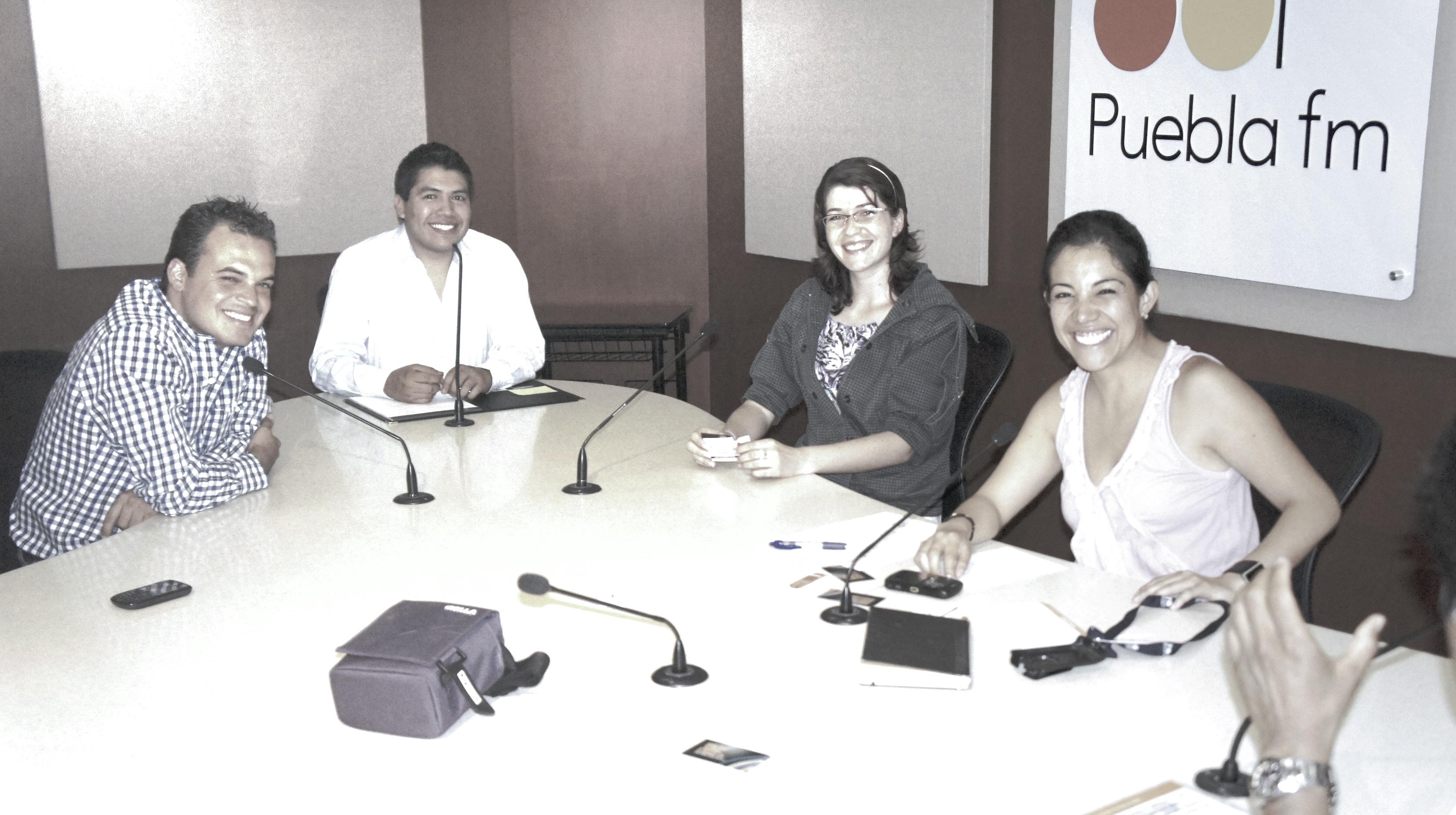 #entrevistas en ele Radio
