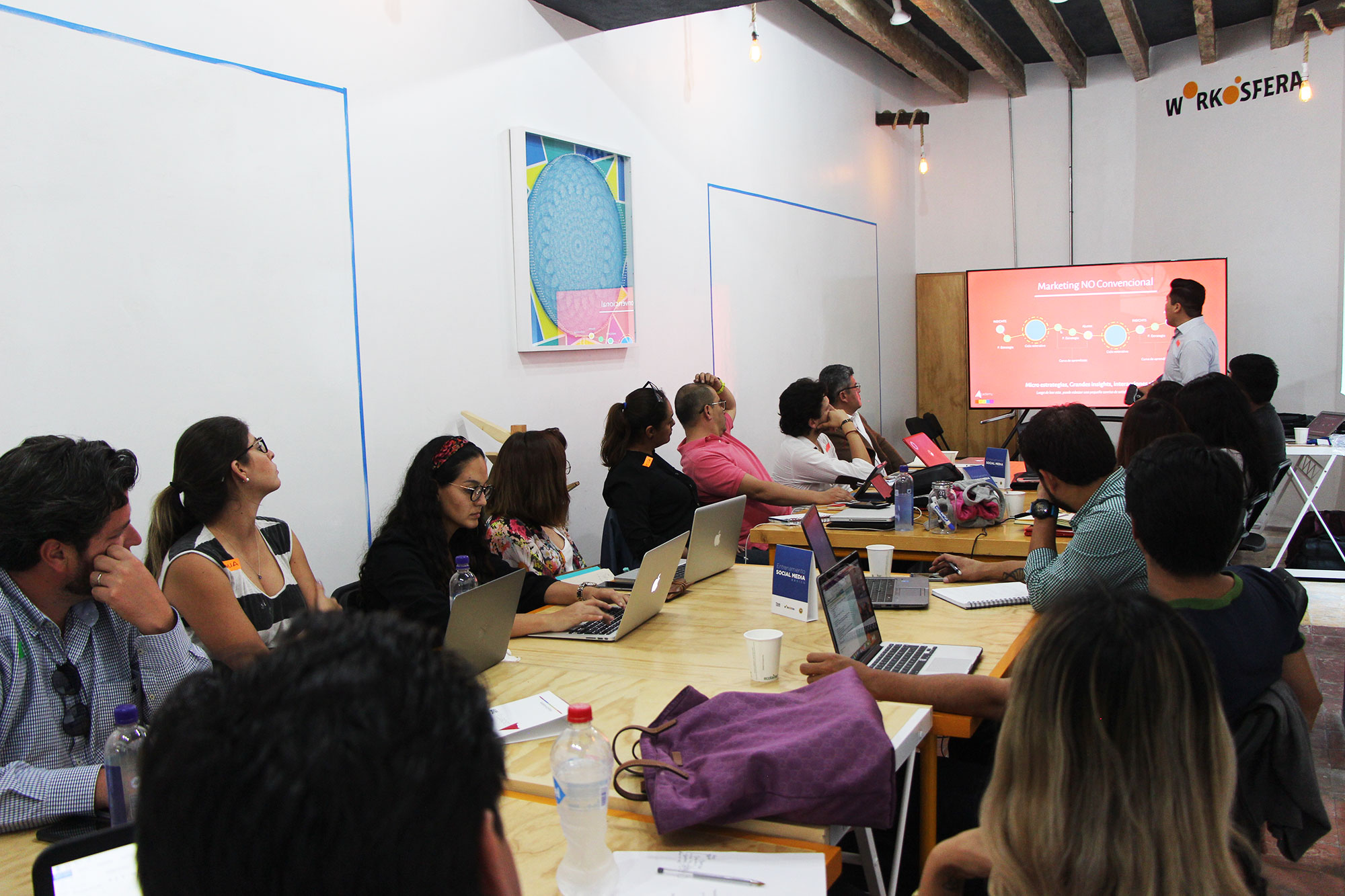 Entrenamiento MarketingDigital Puebl