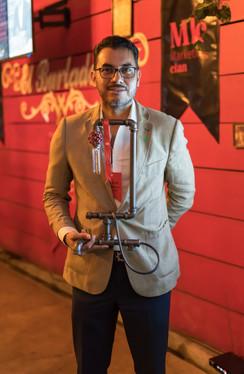 Nacho Osario, director de marketing La Morena