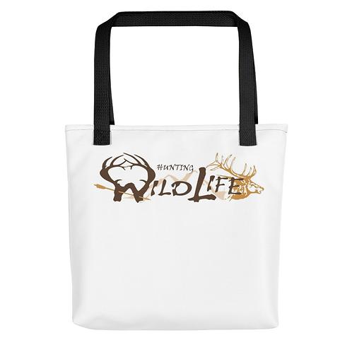 Hunting Wildlife tote bag
