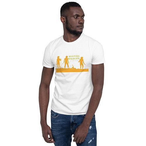 Hunting Wildlife Short-Sleeve Unisex T-Shirt