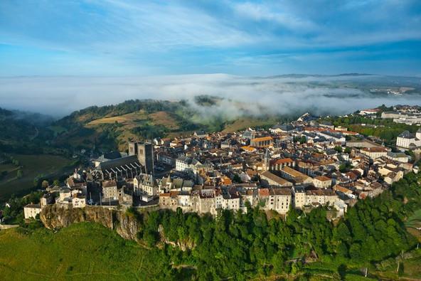 Saint-Flour (15) Crédit photo ; © F. Cormon/Auvergne-Rhône-Alpes Tourisme