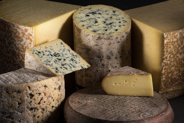 Fromages d'Auvergne AOP Crédit photo ; © J. Damase/Auvergne-Rhône-Alpes Tourisme