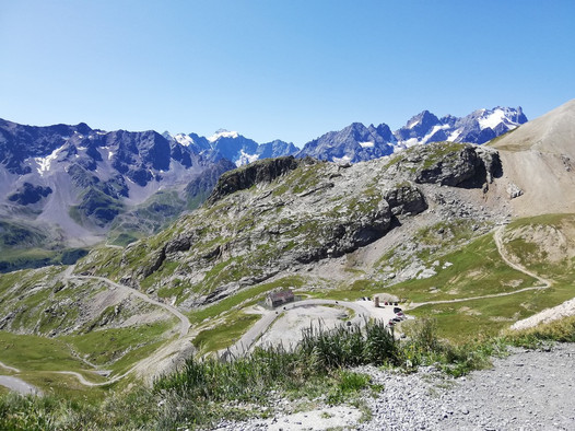 Route du Galibier