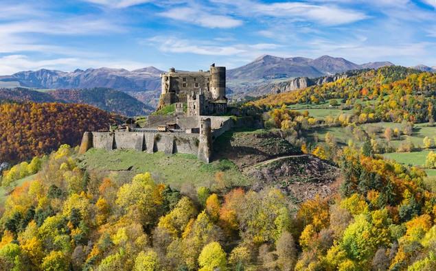 Château de Murol (63) Crédit photo ; © J. Damase/Auvergne-Rhône-Alpes Tourisme