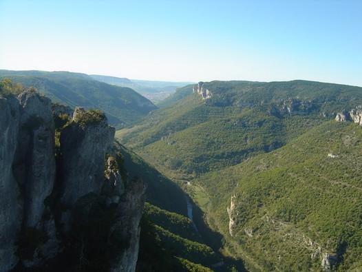 Gorges de la Dourbie Crédit photo ; © Anthospace