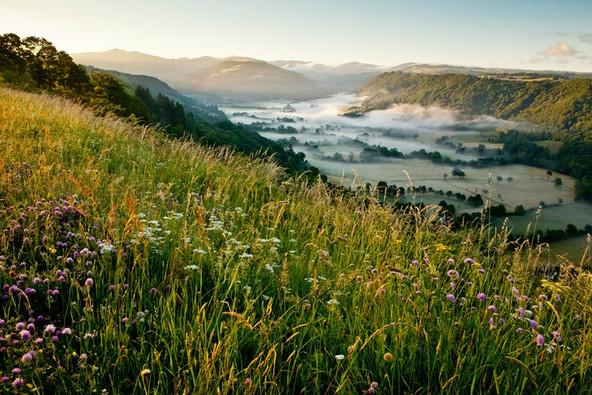 Monts du Cantal (15) Crédit photo ; © P. Soissons/Auvergne-Rhône-Alpes Tourisme