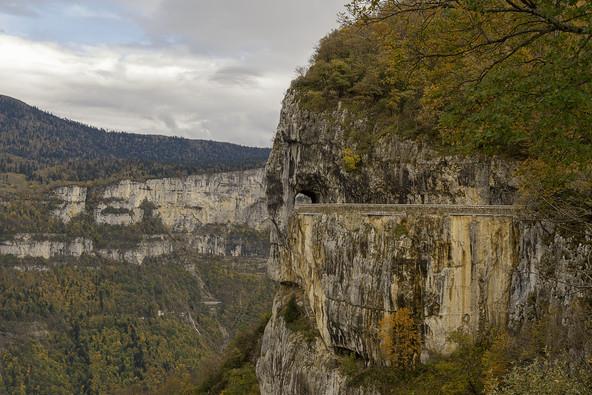 Route dans le Vercors