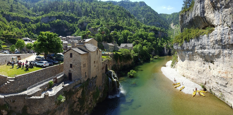 St Chély du Tarn