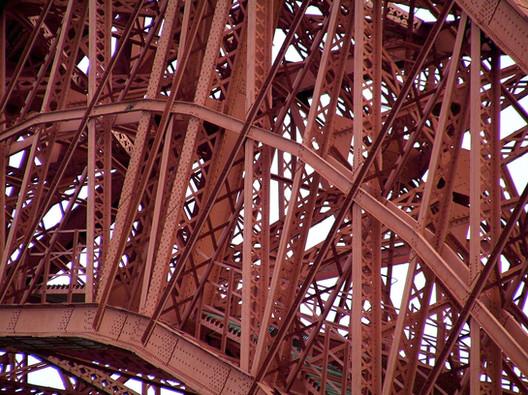 Structure métallique de Garabit