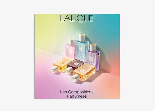Les compositions parfumées - Parfum Lalique