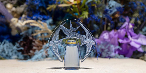 Flacon Hirondelles 100 ans - Lalique