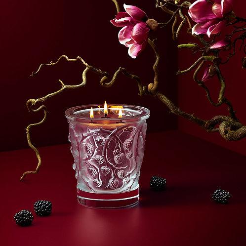 Bougie parfumée Épines Cristal - Lalique