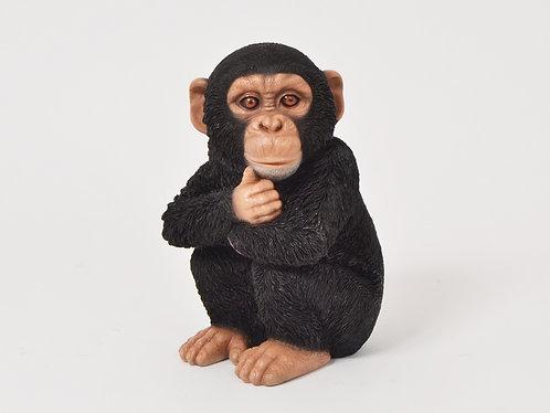 Statue - Chimpanzé - FAUNE