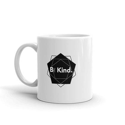 Be Kind. MusEffect Coffee Mug