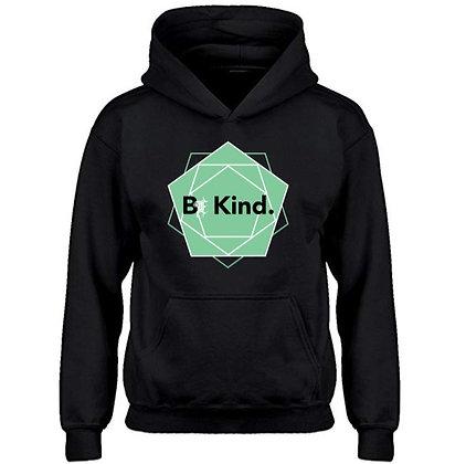 Be Kind -Black Hoodie