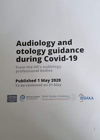 Audiology and otology guidance image