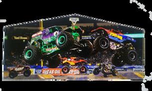 Monster Trucks #004