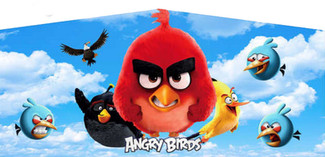 Angry Birds Sky #028