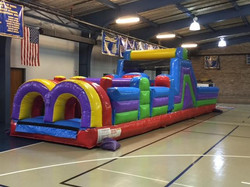 40ft obstacle course hec