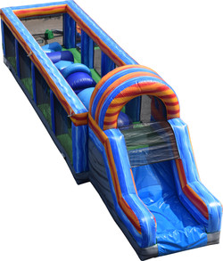 Mega Obstacle Run-3