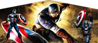 captain america #029