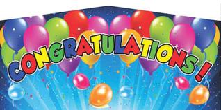 congratulations #016