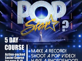 'Pop Star' Easter course HUGE SUCCESS!