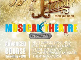 Advanced Musical Theatre Course