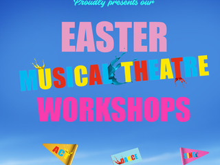 EASTER WORKSHOPS                  MASSIVE SUCCESS!