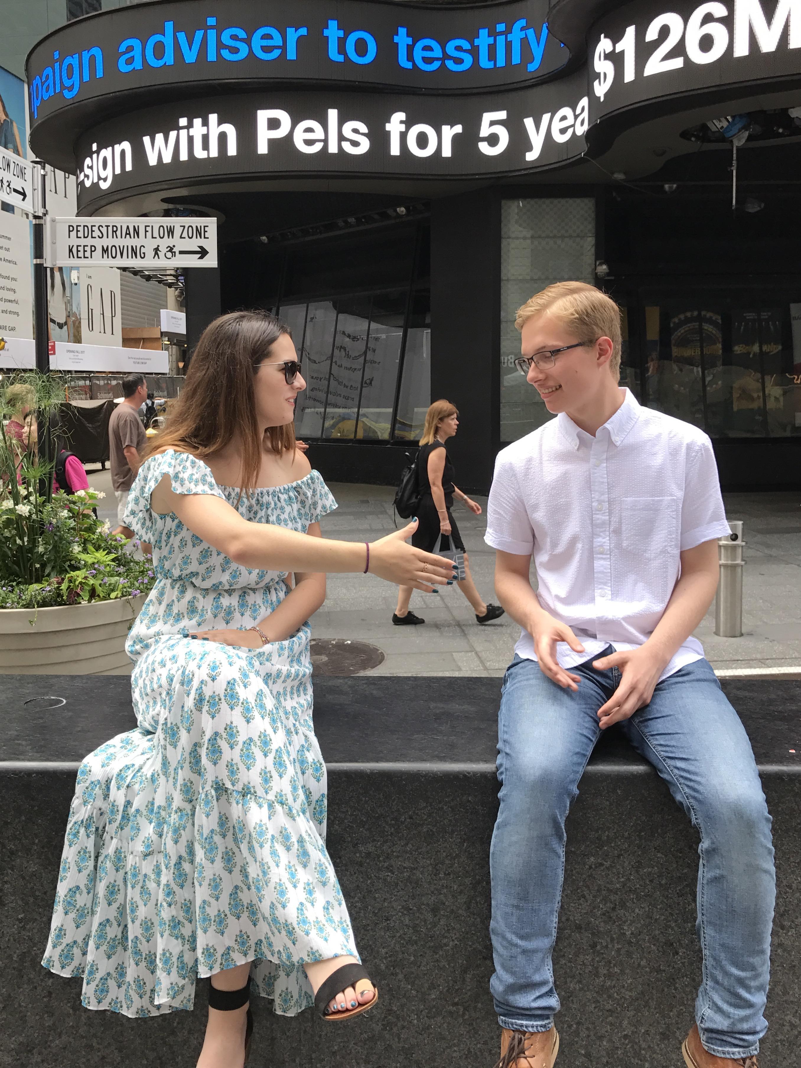 The Pre-Handshake