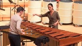 toccata for marimba and vibraphone