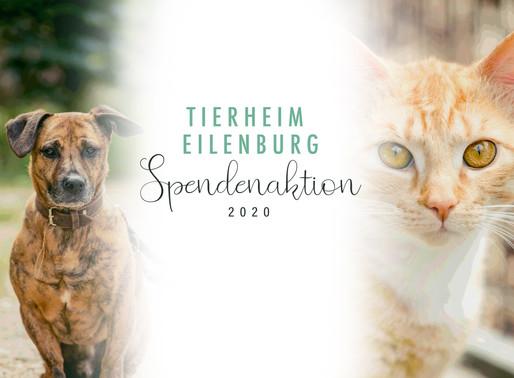Spendenaktion Tierheim Eilenburg