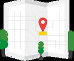 busqueda personalizada por mapas