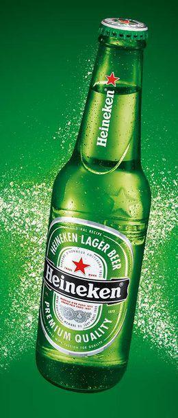 Cerveza Heineken by heineken.com