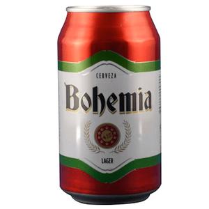 Cerveza Bohemia