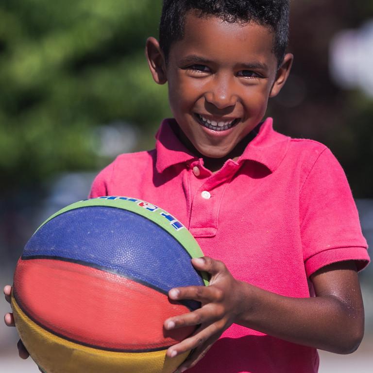 Activité sportive: Basket rien que pour nous - juin 202