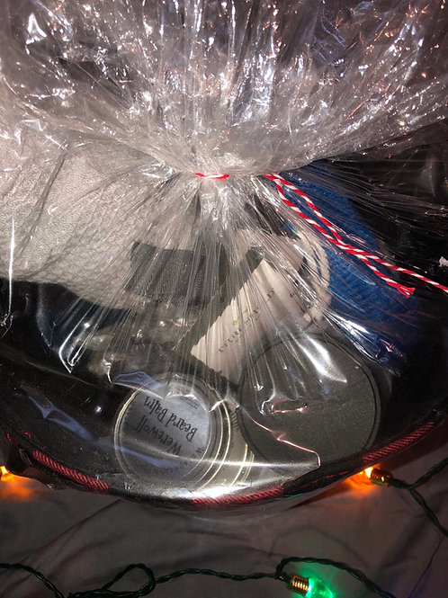 Men's werewolf Gift Basket $100 value