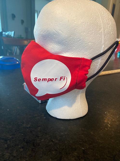 Semper fi mask