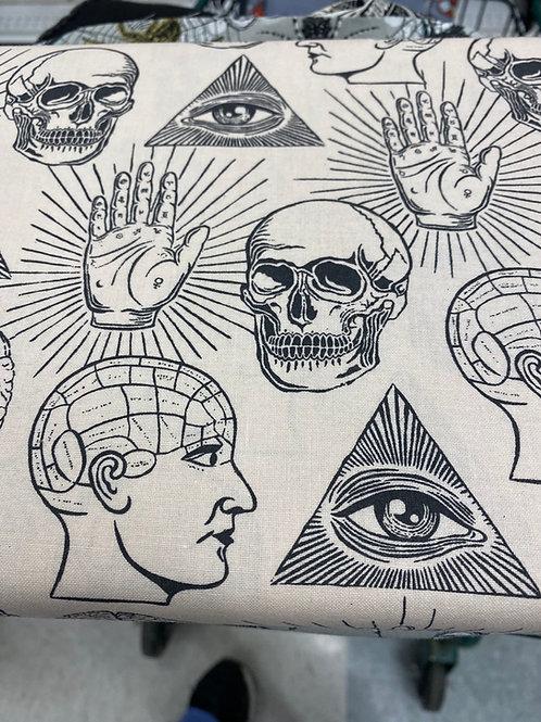 Inner eye face mask