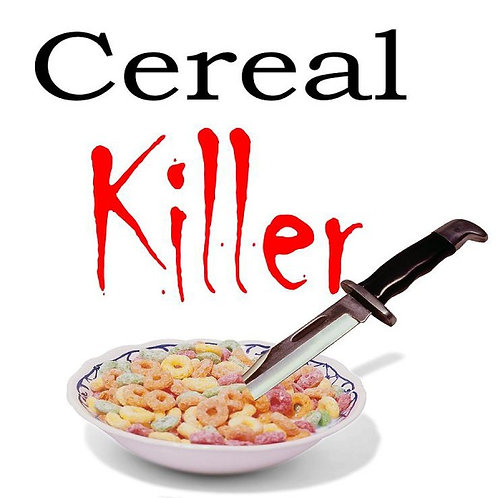 Cereal Killer Shower Potion