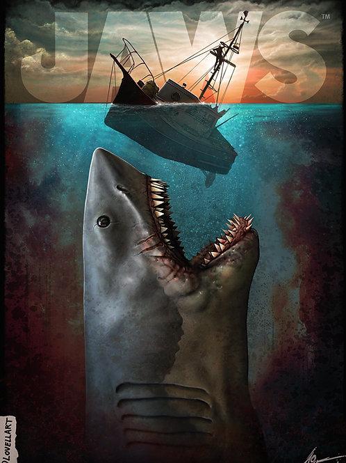 Shark Attack Whipped Sugar 16oz