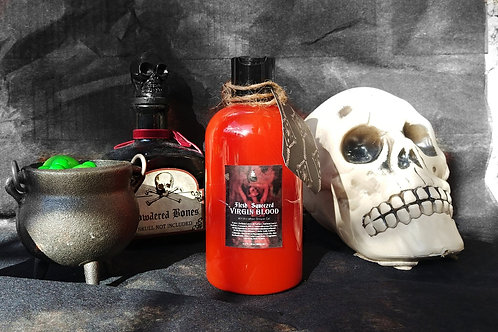Fresh Squeezed Virgin's Blood Shower Potion