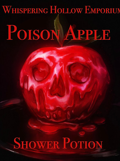 Poison Apple Shower Potion 10oz